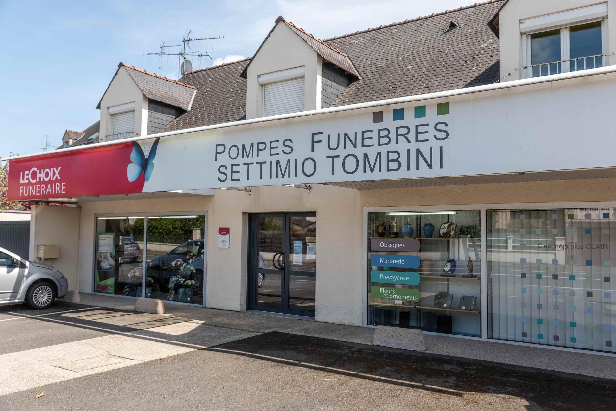 Photo de Pompes Funèbres Le Choix Funéraire Settimio Tombini